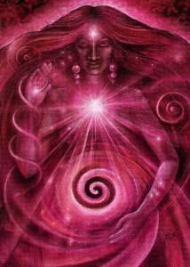 Weibliche Spiritualität - Der Heilige Schoß als Kraftzentrum